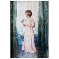 Matilda Browne Painting