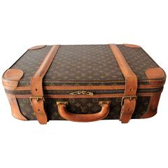 Louis Vuitton Monogram Holdall Luggage Bag