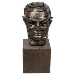 Gotzon '20th Century', Bronze Bust