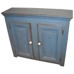 Canadian Painted Two-Door Buffet