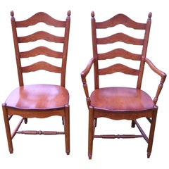 Deluxe Ladder Back Chairs