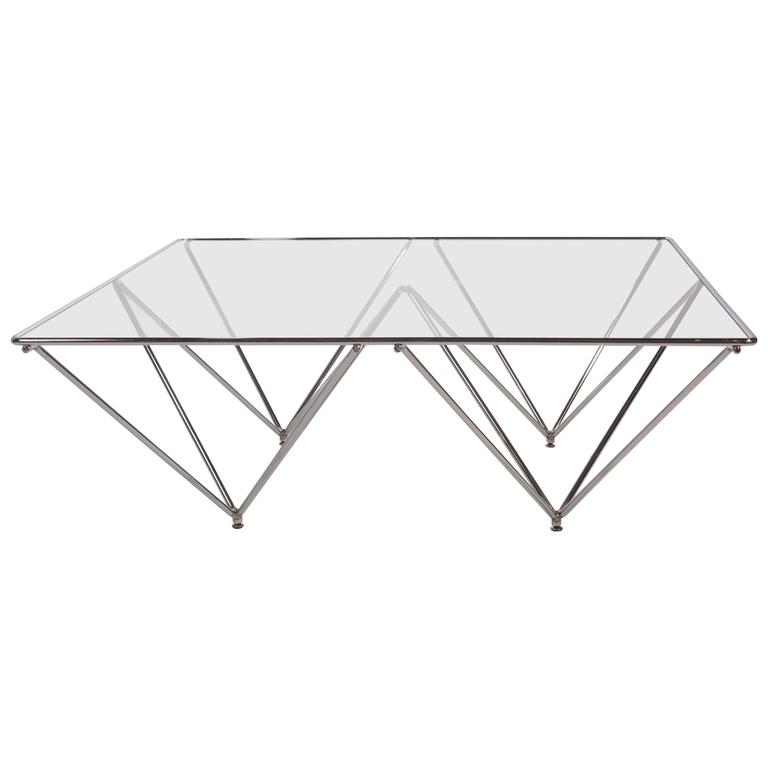 Style of Paolo Piva 'Alanda' Coffee Table For Sale