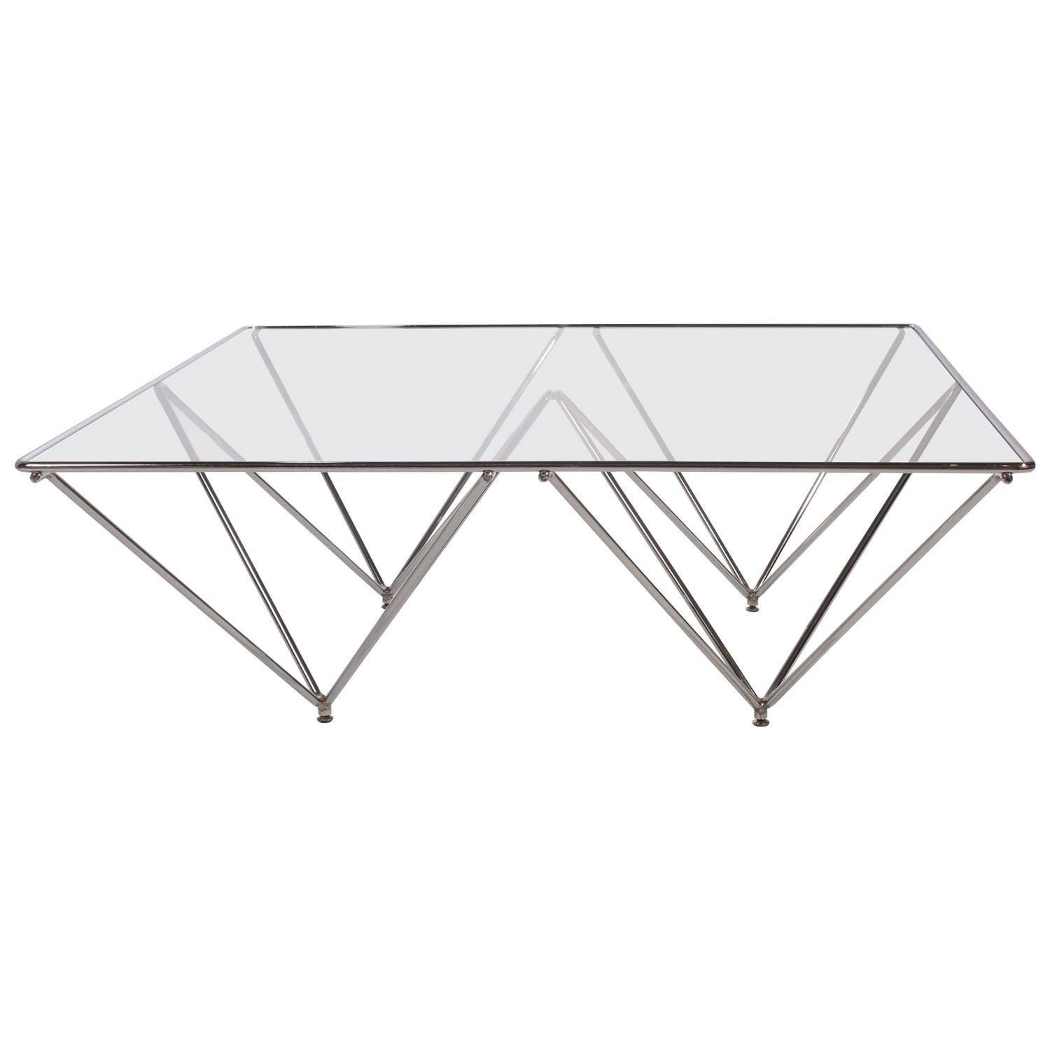 Style of Paolo Piva Alanda Coffee Table For Sale at 1stdibs