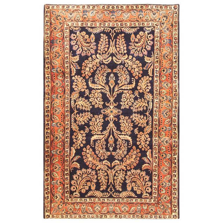Mohajeran Sarouk Rug For Sale At 1stdibs