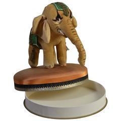 Vintage Neuhaus Elephant Chocolate Box
