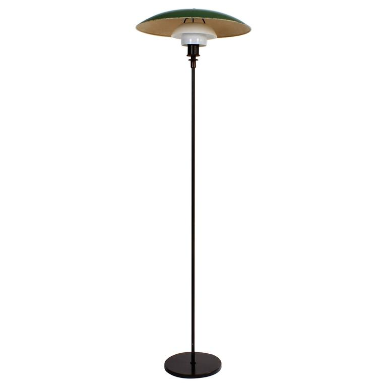 Poul henningsen 1930s floor lamp for louis poulsen at 1stdibs for 1930s floor lamp
