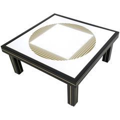 Coffee Table by Gianni Celada for Fontana Arte, 1975