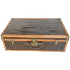 Louis Vuitton Early 20th Century Suitcase