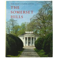 New Jersey Country Houses, the Somerset Hills, Volume 1, First Edition