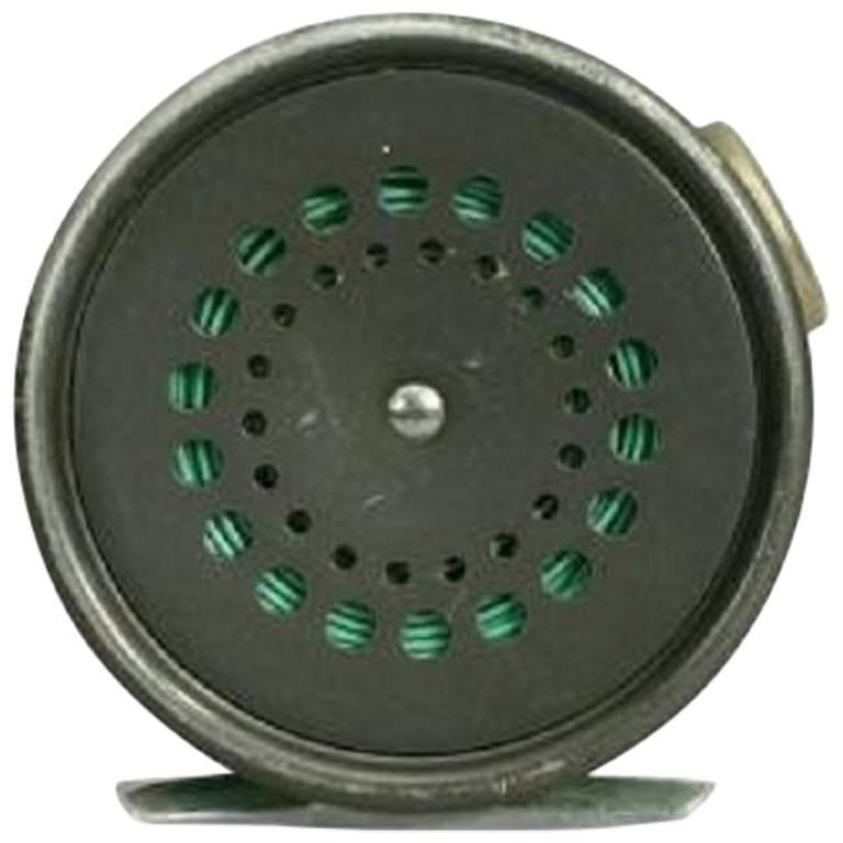 Hardy perfect trout fly fishing reel for sale at 1stdibs for Fly fishing reels for sale