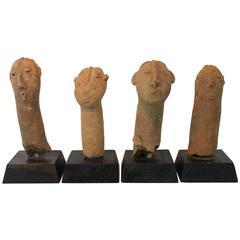 Bura Terracotta Heads