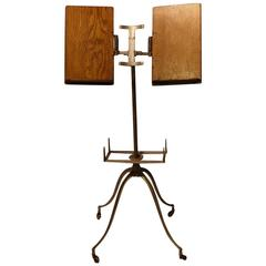 19th Century Original American Bookstand