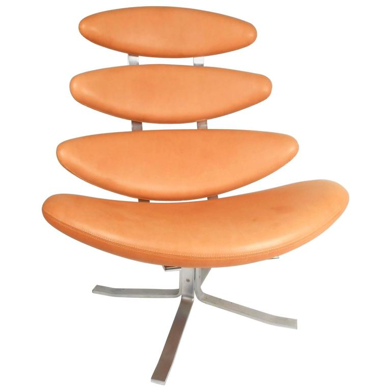 Poul M. Volther Corona Chair for Erik Jørgensen
