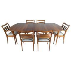 Danish Modern Style Dining Set