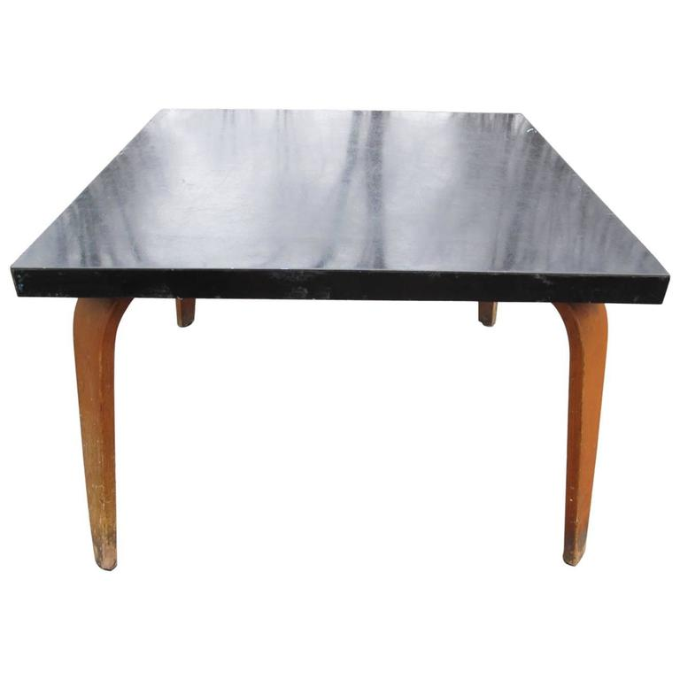 1950s thonet coffee table at 1stdibs for Table thonet
