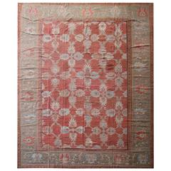 Antique Rugs, Persian Carpet from Mahal