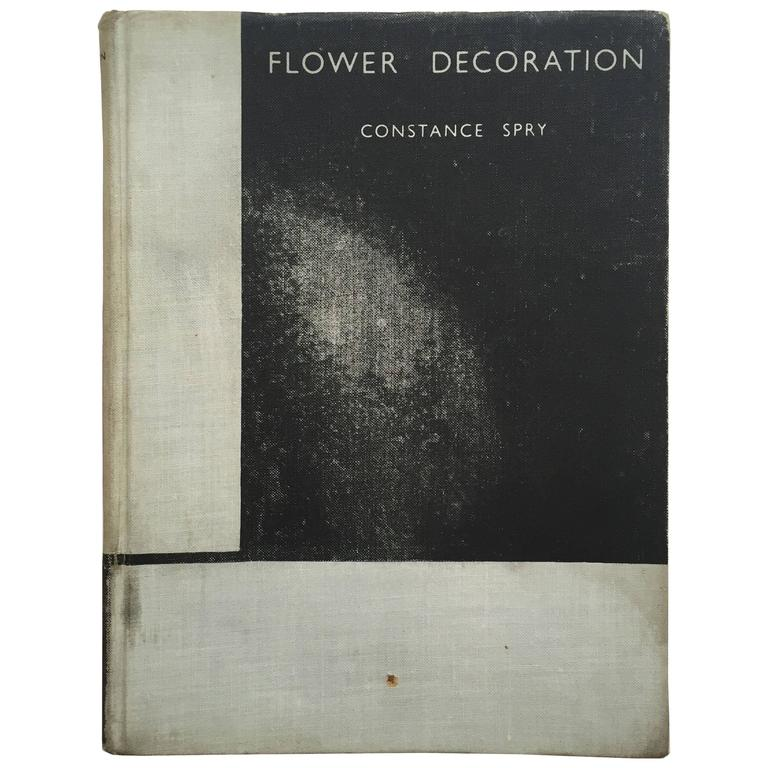 Flower Decoration Constance Spry