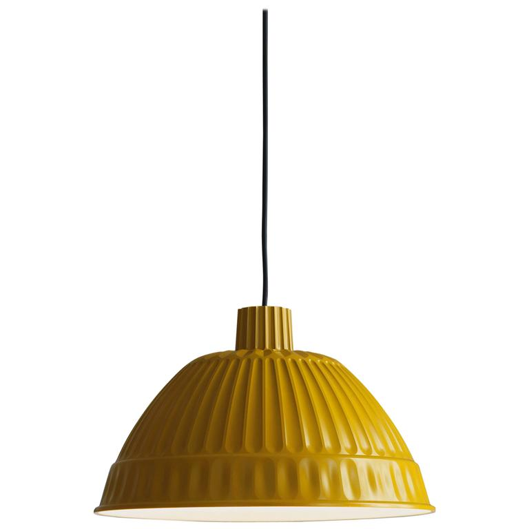 fontana arte cloche suspension lamp in plastic polymer. Black Bedroom Furniture Sets. Home Design Ideas