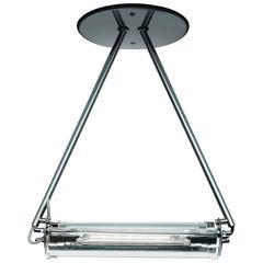 Livio and Piero Castiglioni Fontana Arte Scintilla Suspension Lamp, 1972