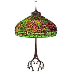 "Tiffany Studios New York ""Nasturtium"" Table Lamp"