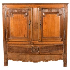French, 19th Century, Two-Door Cabinet