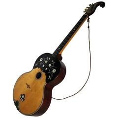 1920s Guitar or Brac by John Bencic of Cleveland, OH