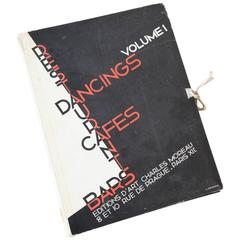 """Dancings Cafes Bars Restaurants Volume 1"""