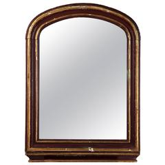 French Louis-Philippe Style Mirror