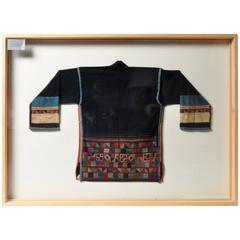 Akha Man's Hemp Jacket