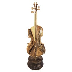 Arman, Bronze Sculpture, Rothschild Violin