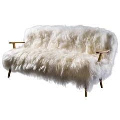 """Sheepskin Sofa Collection """"Alpina"""""""