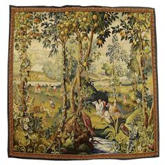 Antique Tapestry, 19th Century