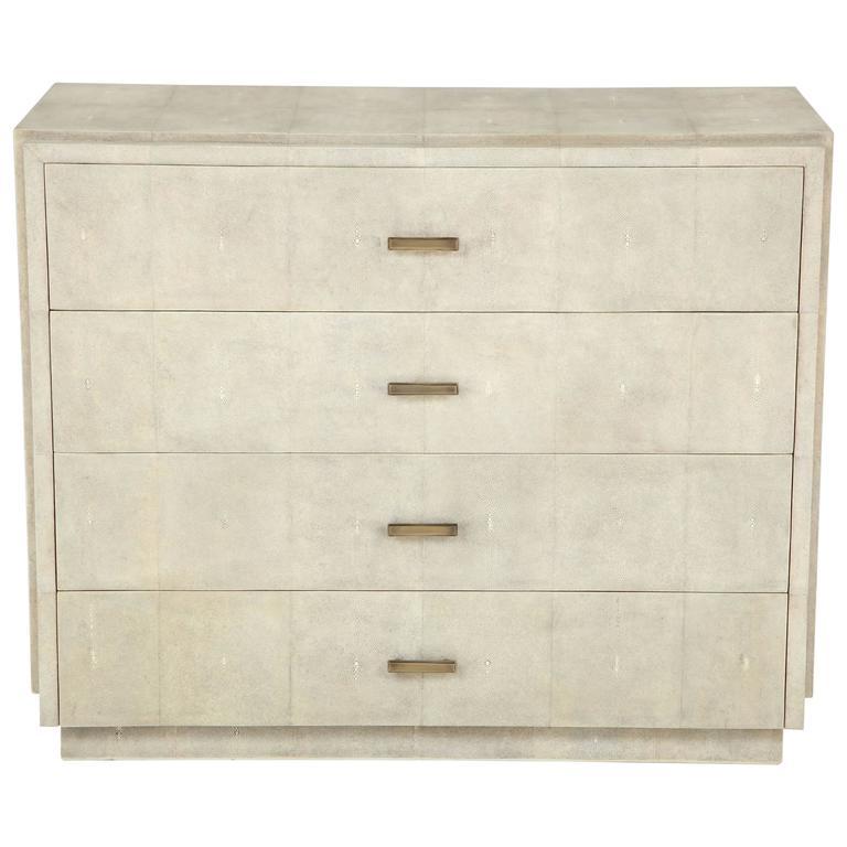 Shagreen Dresser, France 1