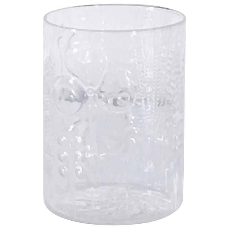 Art Glass Vase by Oiva Toikka for Iittala Finland
