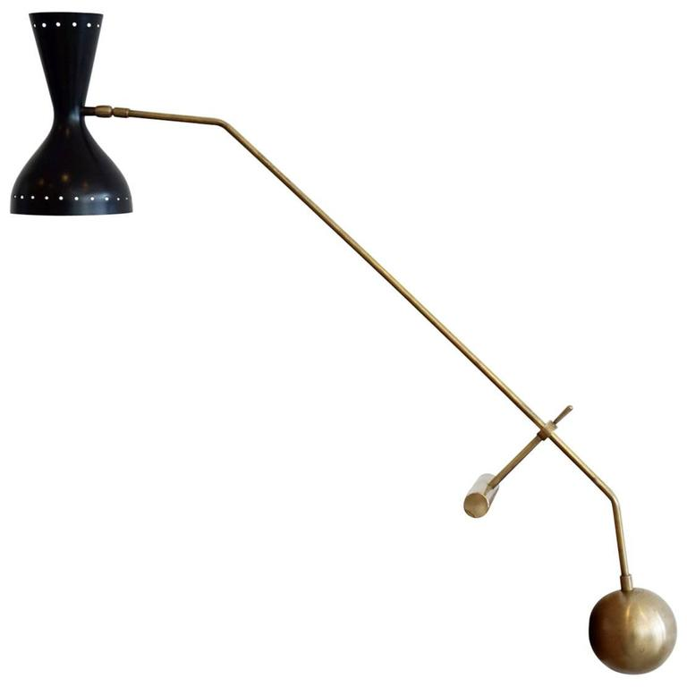 Italian Counterbalance Desk Lamp 1