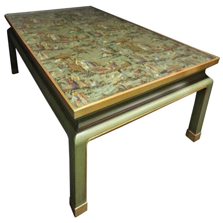 Painted Coffee Tables For Sale