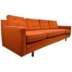 Large Mid-Century Sofa Attributed to Harvey Probber
