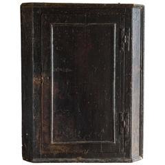 Eighteenth Century Corner Cabinet