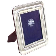 Medium Large Sterling Silver Picture Frame