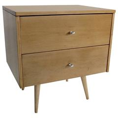 1950, Paul McCobb Two-Drawer Stand