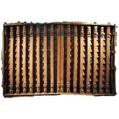 Indian Palace Panel