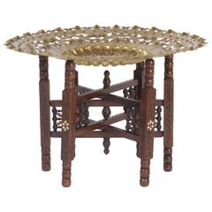 Moroccan Tray or Coffee Table