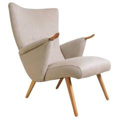 Mid-Century Chair, French, circa 1950