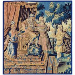 Aubusson Antique Tapestry, 17th Century