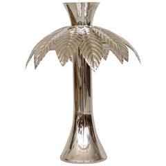 Tole Palm Tree Lamps For Sale At 1stdibs