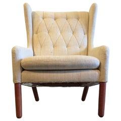 Nice Danish Wing Lounge Chair