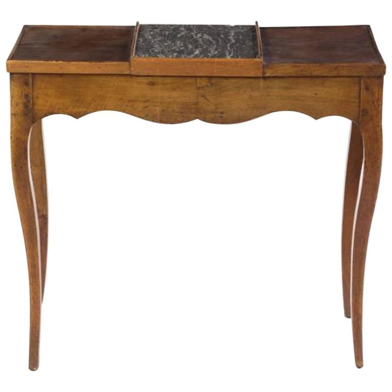 Charming French Provincial Console or Side Table 1