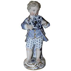 19th Century German Meissen Figurine