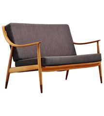 Peter Hvidt & Orla Mølgaard-Nielsen Lounge Sofa, 1953