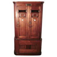 Large 19th Century Victorian Grand Hotel Post Box, Country House Letter Box